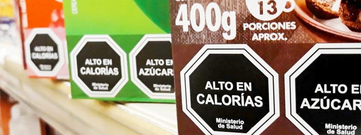Nuevo etiquetado de productos